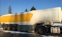 Fuel tank rohr