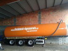 Used Tanker tankers,