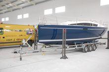Boat trailer 3-axles Cymerman