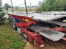 Used Tow truck trail