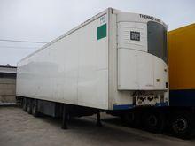 Used Truck refrigera