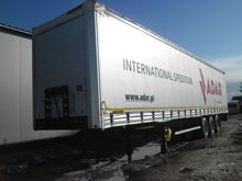 Wielton semi-trailer, saf axles