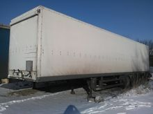 Sell Semi-trailers snf 24 ps,