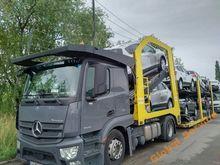 EUROLOHR autotransporter semi-t