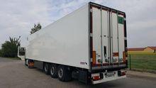 Semitrailer Schmitz hakowka 200