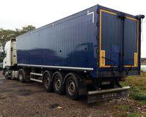 Semitrailer bodex 60m3