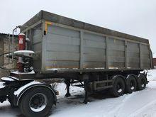 Buy semi-trailer JANMIL NW1S