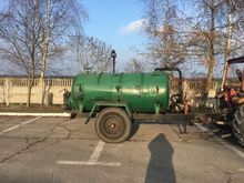Used water cart 2500