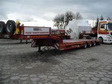 Used Semitrailer fay