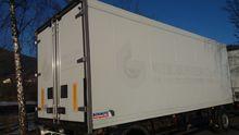 Isothermal trailer Schmitz