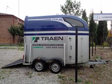 Used Horse trailer a