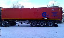 Tipper 44 m3 gras lightweight w