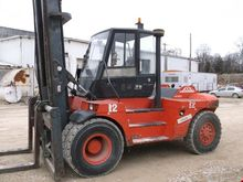 2001 Linde H150D