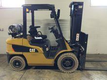 2012 Cat 2P6500