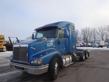 2009 INTERNATIONAL 9200i EAGLE