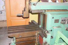 Horizontal Shaping Machine Stan