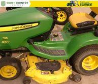 2009 John Deere X320 Lawn & Gar