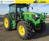 2014 John Deere 6125R Row Crop