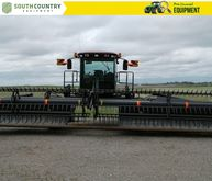 2010 MacDon M150 Windrower