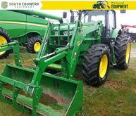 2013 John Deere 6150M Row Crop