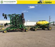 2010 John Deere 1830 Air Drills