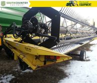 2007 Honey Bee SP36 Combine Pla