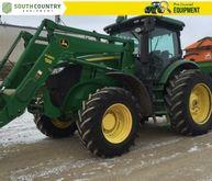 2012 John Deere 7230R Row Crop