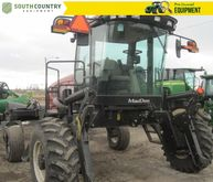 2014 MacDon M155 Windrower