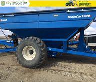 2014 Brandt 1020XR Grain Cart