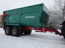 2015 Farmtech DURUS 1800 dump T