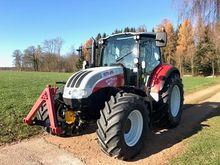 2015 Steyr Multi 4115 Rental