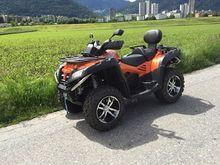 2016 CF Moto Terralander 800 Qu