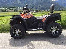 2016 CF Moto CForce 550 Quad Wi