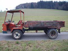 1971 Reform Muli 40 Transporter