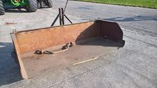 (selfmade) Rear shovel