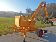 1986 Griesser 1614 Dung crane