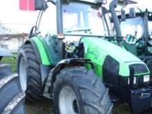 2000 Deutz-Fahr Agrotron 85 Wit