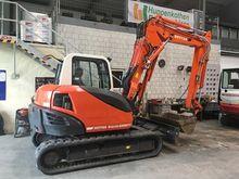 2011 Kubota KX 080-3 V Excavato