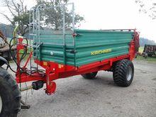 2002 Kirchner T3050 Mistletoe