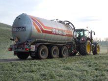2012 Bossini Tridem-Gülletransp