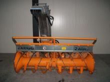 2013 Zaugg SF 72-70-R-220 Profe