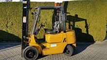 1996 Fiat DP 25 C Forklift Cate