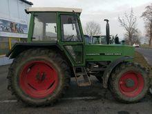 1982 Fendt Farmer 308 LSA Turbo