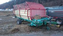 Hamster 427 Loader wagon Is cur