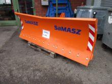 2016 SaMASZ RAM 270 snow plow