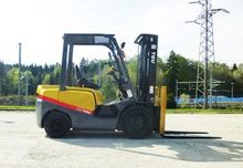 TEU FD 25T Diesel forklift 2,5