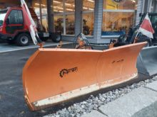 Hauer Snow plow Demo 2.80m