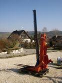 2001 Sarzola TR 86 Trancheuse b
