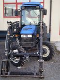 2007 New Holland TN 75 N tracto