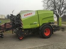 2013 Claas Uniwrap 455 With fil
